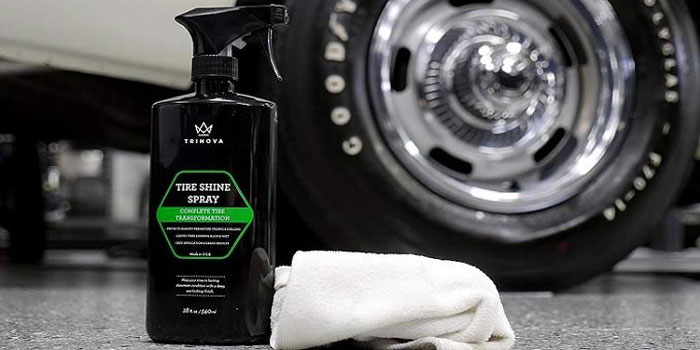 choosing a tire dressing product