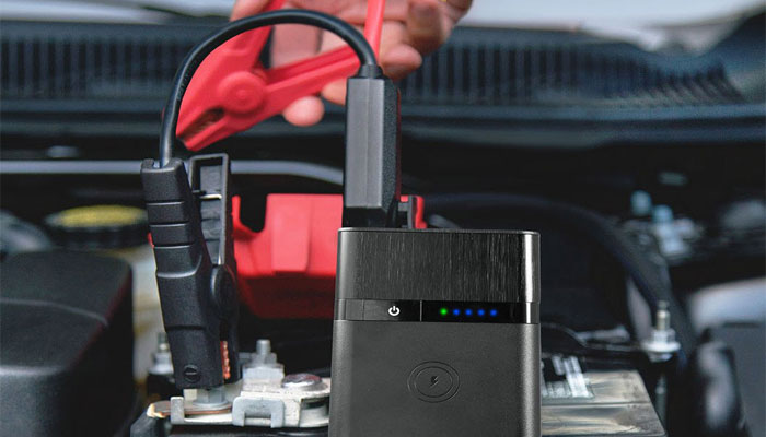types of portable jump starters
