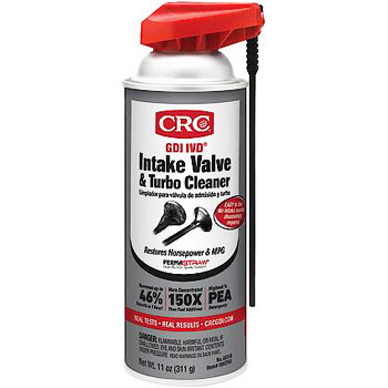 CRC 05319-GDI-IVD Intake Valve & Turbo Cleaner