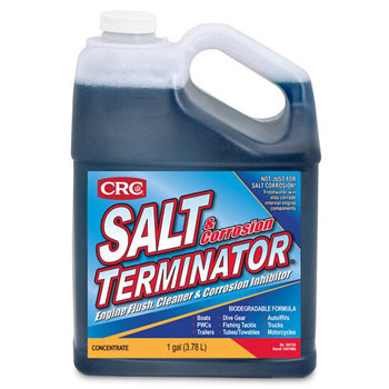CRC SX128 Salt Terminator Engine Flush Cleaner and Corrosion Inhibitor