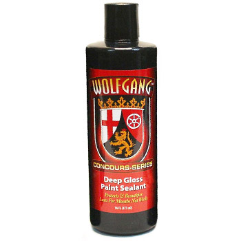 Wolfgang Concours Series WG 5500 Deep Gloss Paint Sealant 3.0