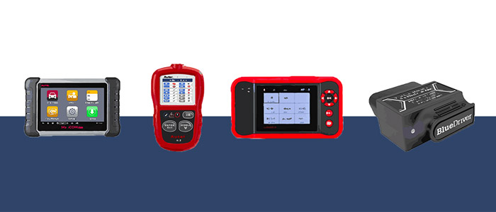 types of OBDII scanners
