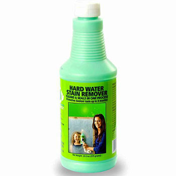 Bio Clean Eco Friendly Hard Water Stain Remover Window Cleaner