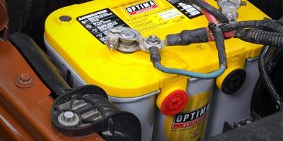 Optima DS46B24R Yellow Top Prius Car Battery Review