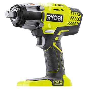 Ryobi P261 3-Speed Cordless Impact Wrench