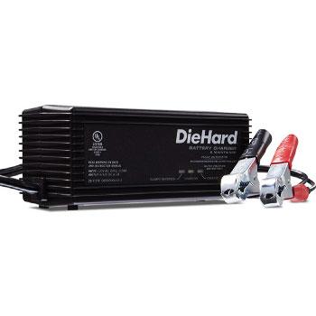 DieHard 71219 2 Amp Shelf Smart Battery Charger