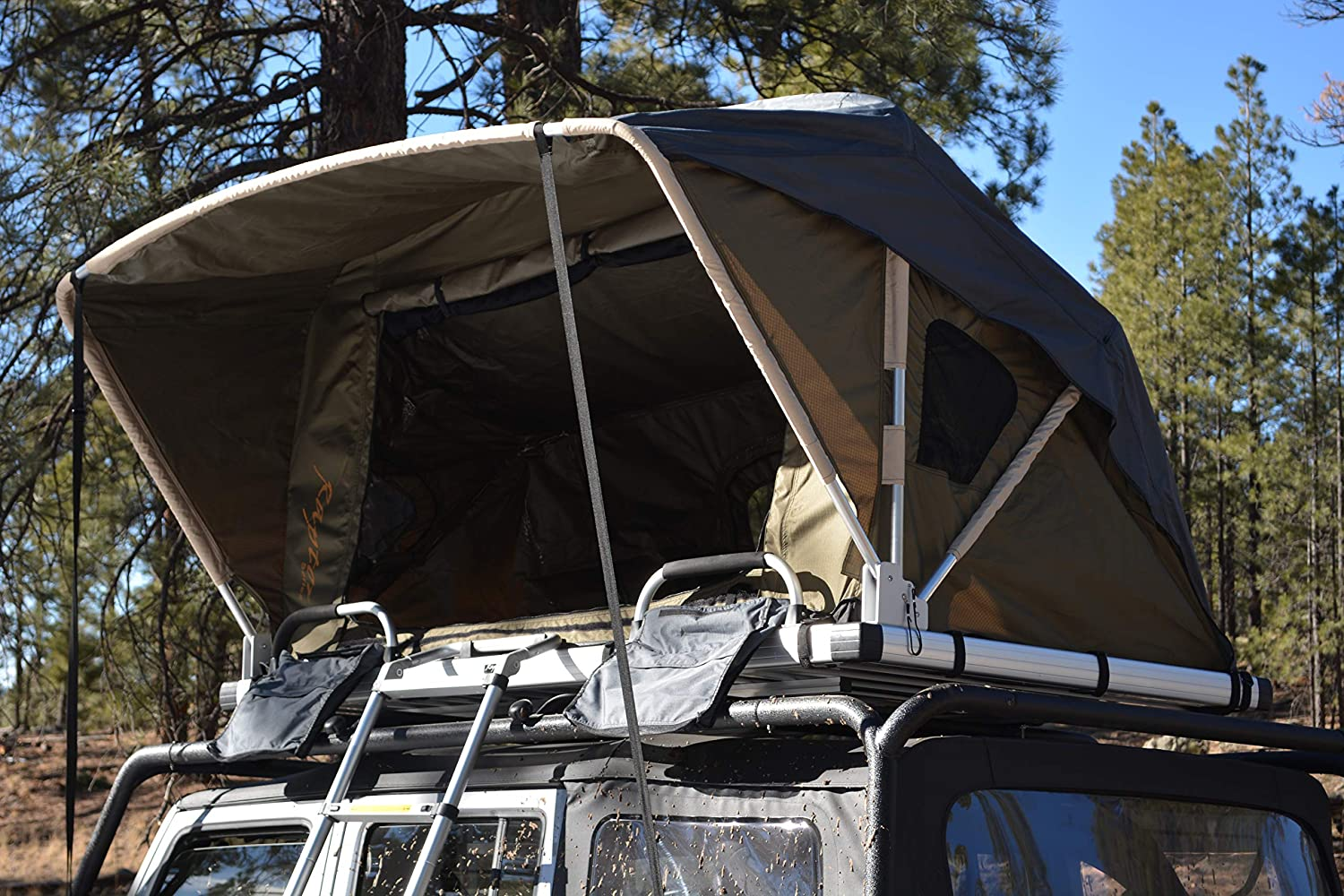 Raptor Series OFFGRID Voyager Jeep Truck SUV Camping Rooftop Tent
