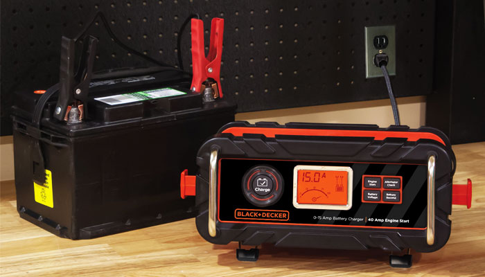 choosing a battery charger