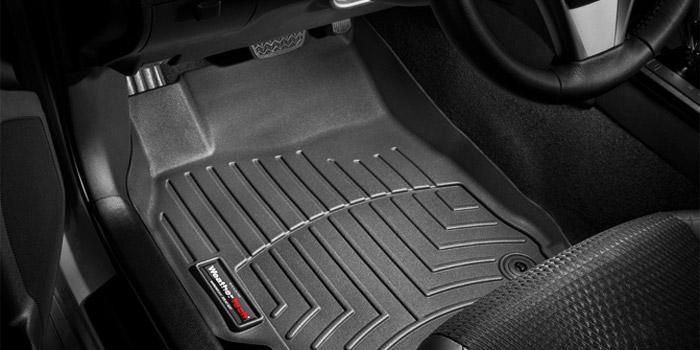 choosing a floor mat for car