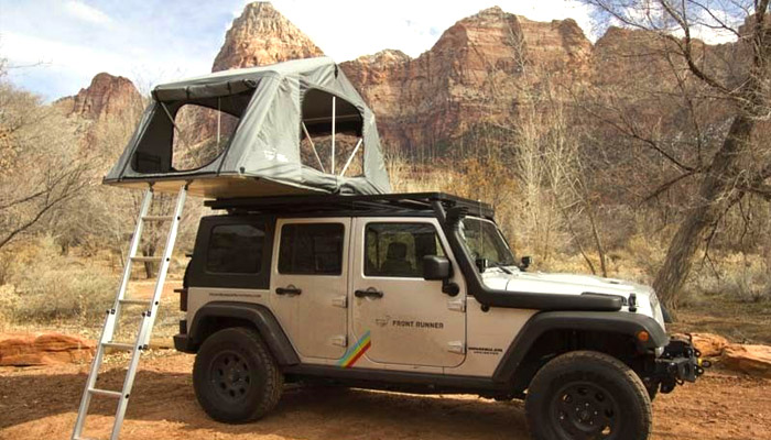 roof top tent buying guide