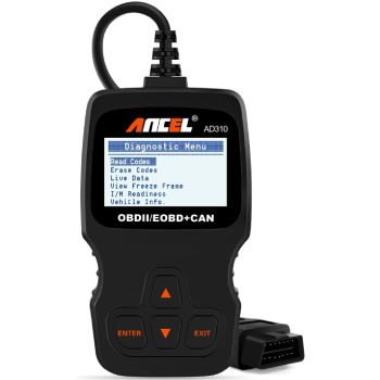 ANCEL AD310 Classic Enhanced Universal OBD II Scanner