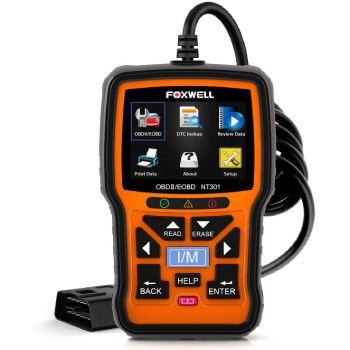 FOXWELL NT301 OBD2 Scanner Professional Mechanic