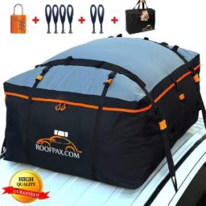 RoofPax Car Roof Bag & Rooftop Cargo Carrier