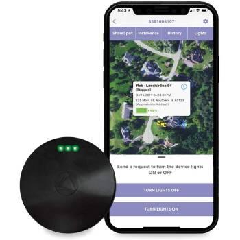 LandAirSea LandAirSea Sync Real Time 4G LTE GPS Tracker