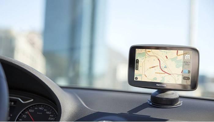 how car GPS works