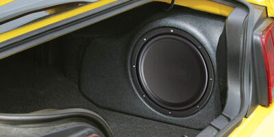 subwoofer for cars