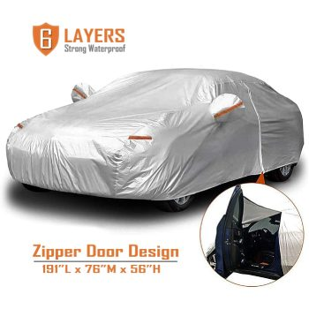CARBABA Car Cover, Universal Full Car Covers
