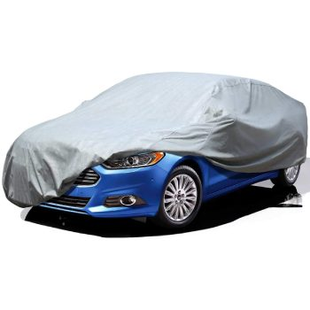 Leader Accessories Car Cover UV Protection Basic Guard_