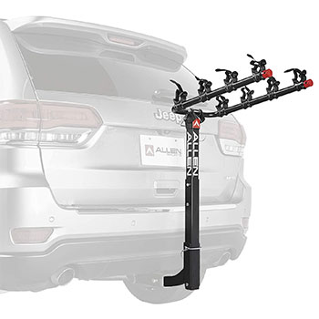Allen Sports 4-Bike Hitch Rack