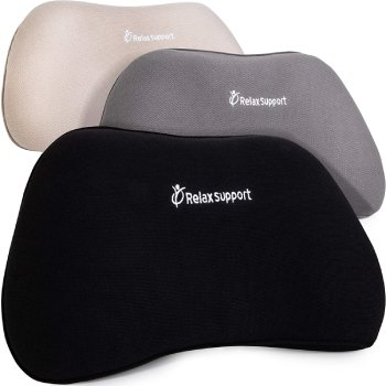 RS1 Back Support Pillow by RelaxSupport